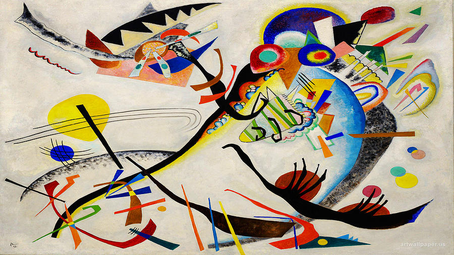 the-bird-wassily-kandinsky